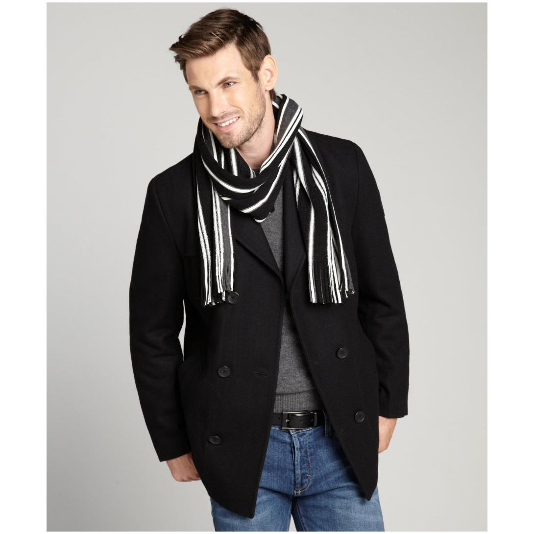 How To Men Tie A Scarf Around Your Neck Styloss Com