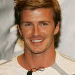 quiff haircut david beckham