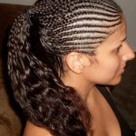 fishtail braid hairstyles with ponytail