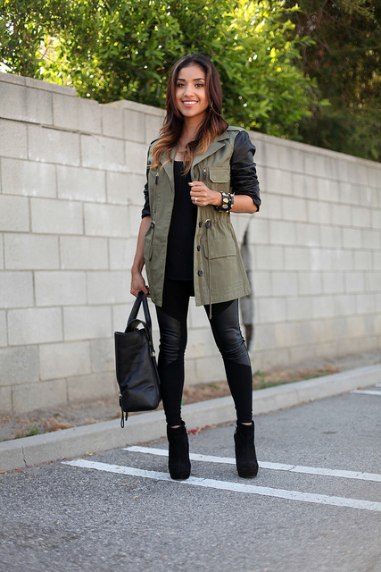 Ankle Boots With Leggings | www.imgkid.com - The Image Kid Has It!