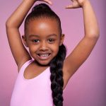 cute african american little girl hairstyles