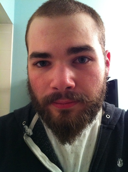ducktail beard how to