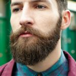 ducktail beard styles 2017