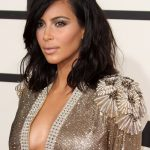 GRAMMY Awards 2015 Kim dressing