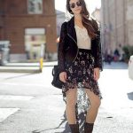 match combat boots dress for teenagers