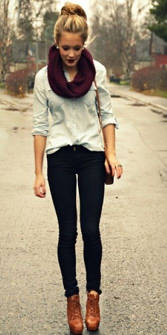 cute fall outfits with jeans