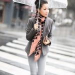 rainy winter day outfits