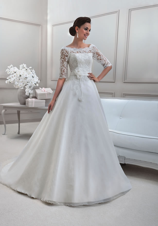Wedding Dresses For Older Brides Second Weddings : Wedding dresses for older brides nd marriage second marriages with