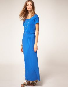 How to Make a Maxi Dress Look Casual? Formal Maxi Dress Outfits as Casual Wear