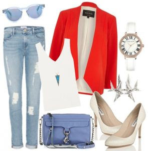 Cute Summer Outfits Polyvore 2021 with Skinny Jeans