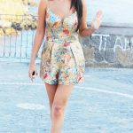 Selena Gomez dress in summer