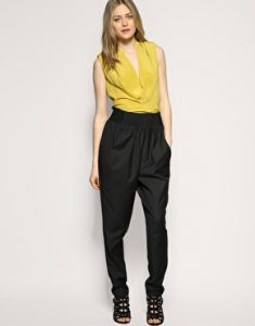 What Top to Wear With Harem Pants? Harem Pants for Womens Outfits