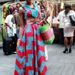 Tribal prints African Dress