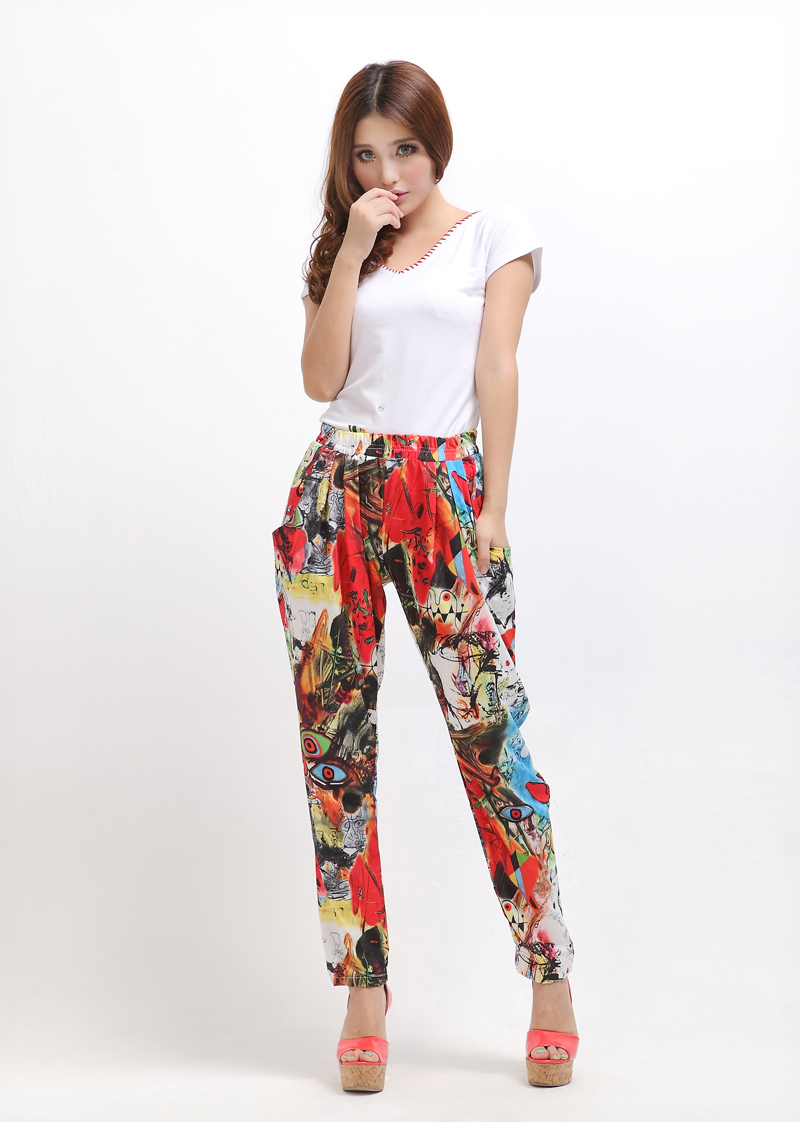 Creative Outfit Inspiration Harem Pants  Style Reader