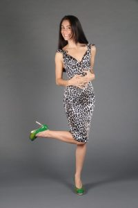 What Color Shoes To Wear With Leopard Print Dress?
