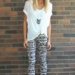 tribal leggings outfit