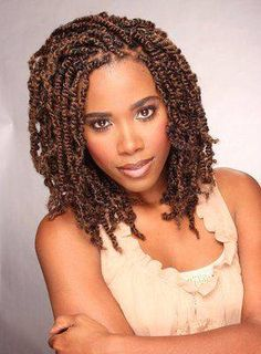 Trendy Double-Strand Twists