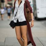 dress up a cardigan