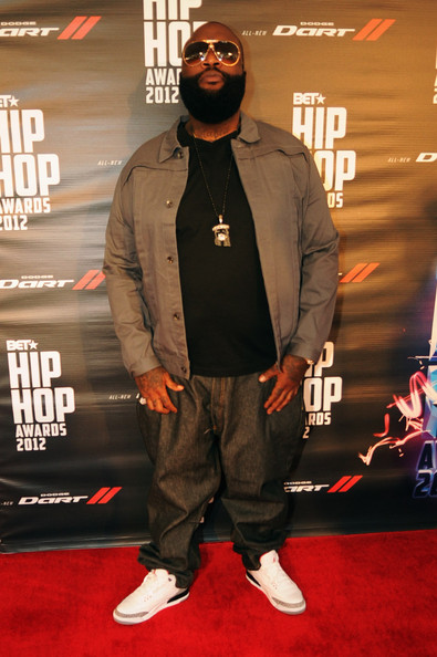 rick ross hip hop fashion