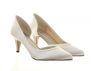 Ivory Wedding Shoes the Best Bridal Shoes for a Classic Wedding