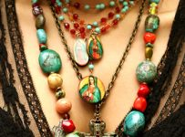 Rustic Necklaces