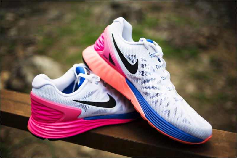 The Nike LunarGlide 6