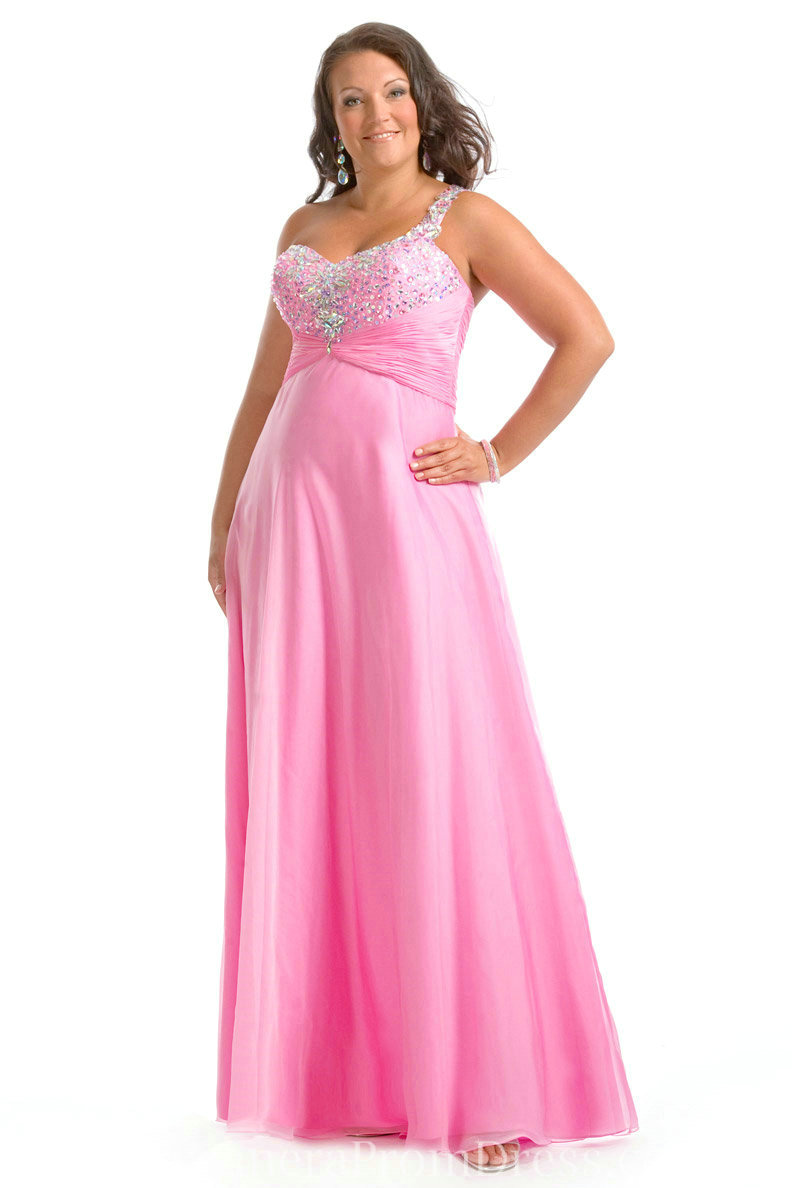 Plus Size Prom Dresses Cheap 85