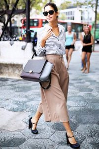 How to Wear Culottes 2021? Are Culottes Still in Fashion?