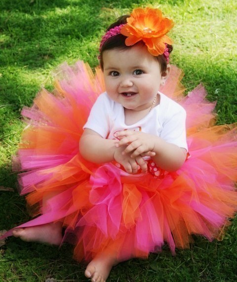 How To Make Baby Tutu Skirts For Toddlers