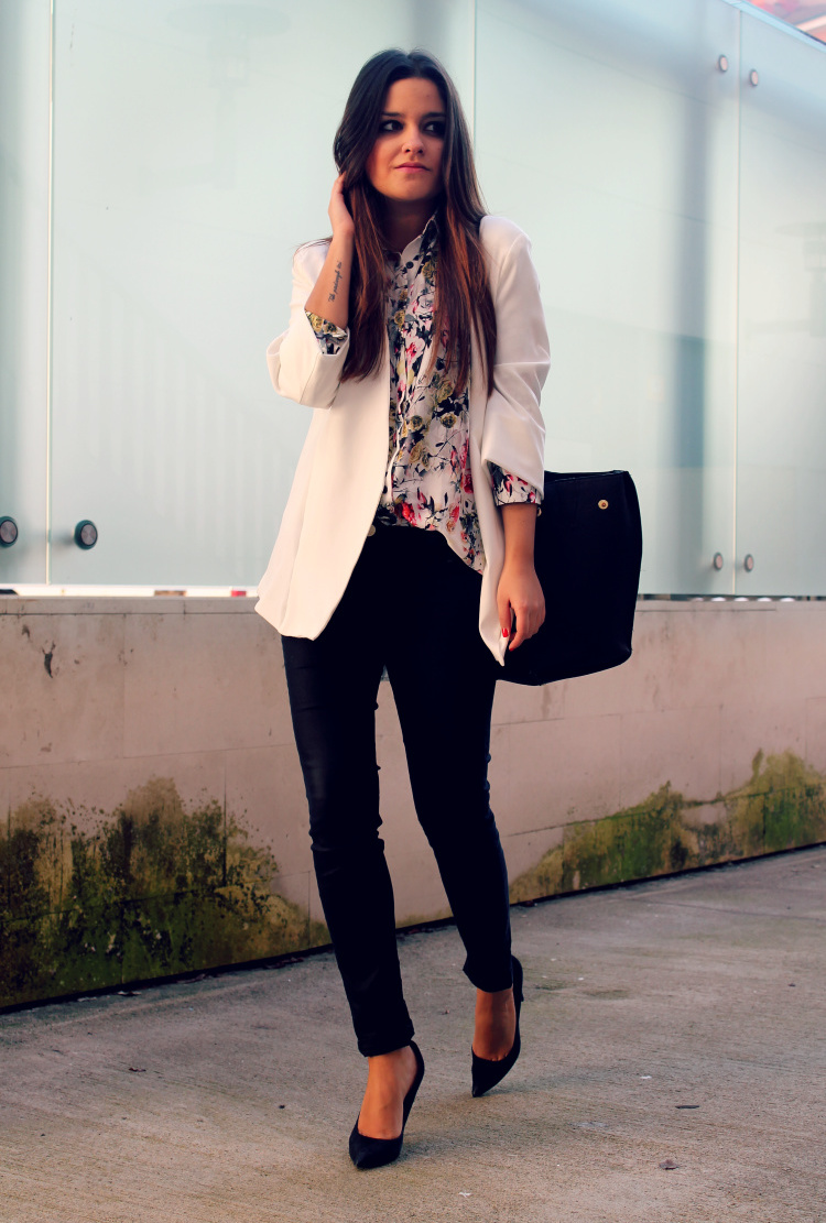 Casual outfit for business