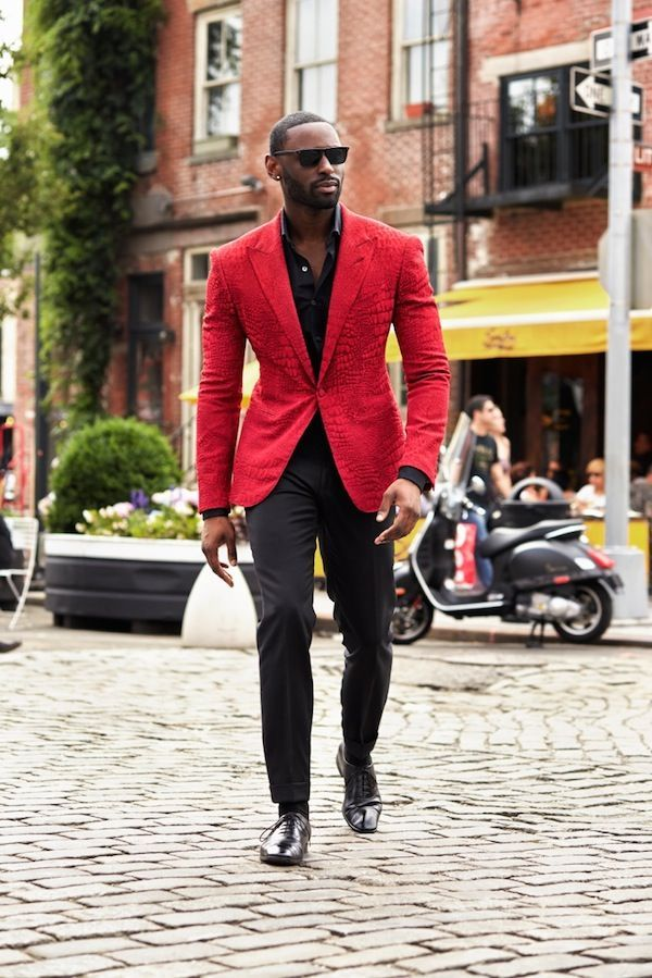 outfits for black men