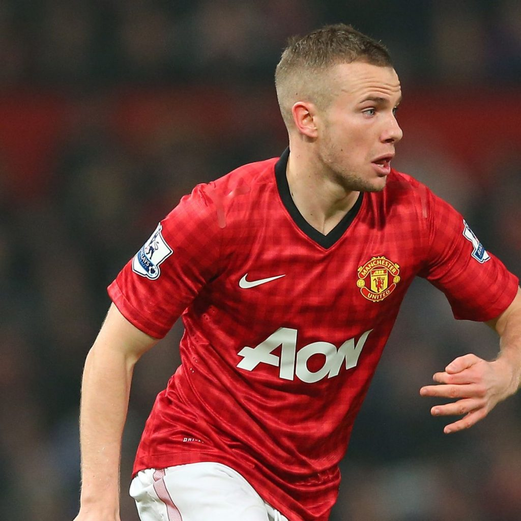 Tom Cleverley Fade Hairstyle: