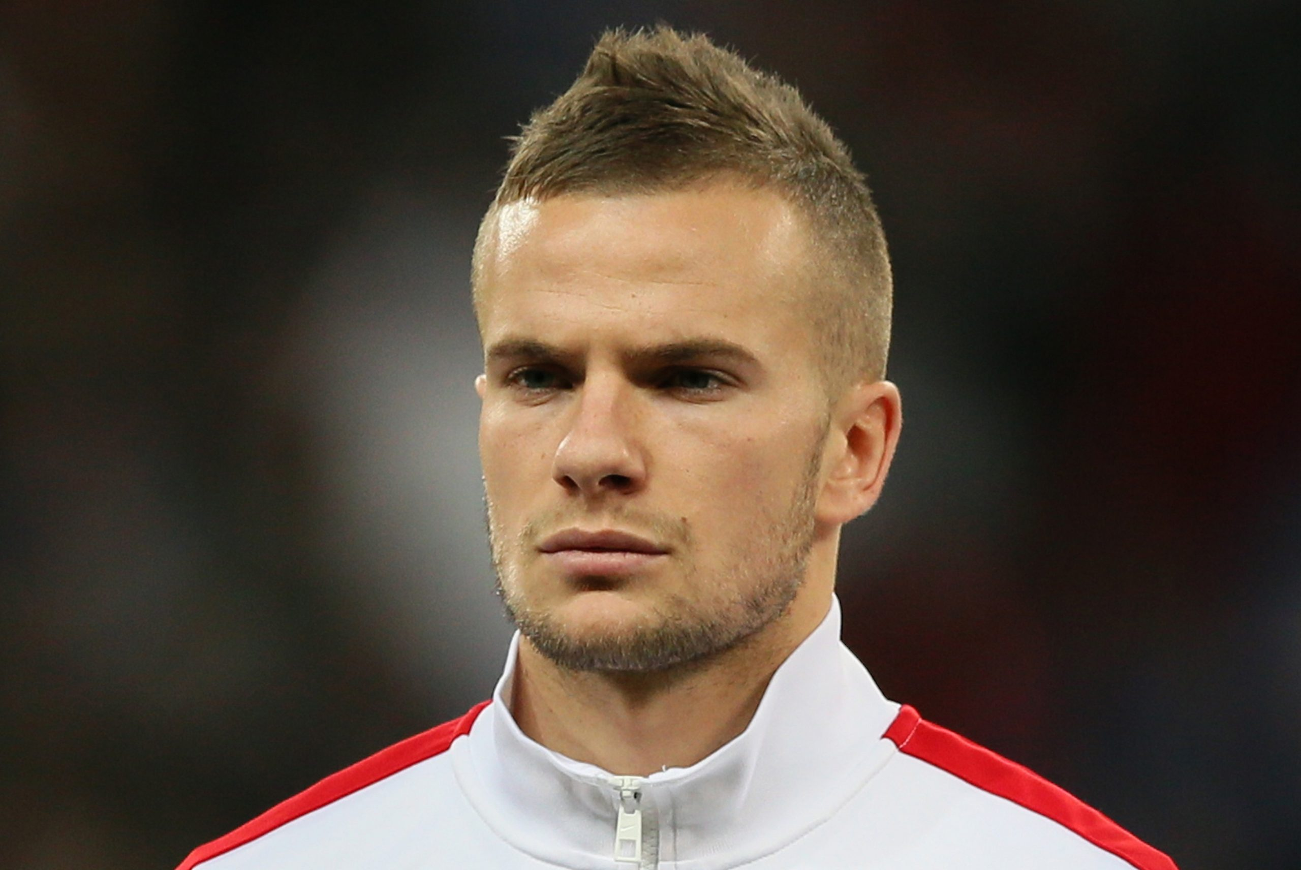Tom Cleverley Mohawk Hairstyle