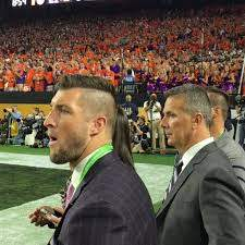 Tim Tebow Fade Haircut