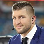 Haircut of Tim Tebow