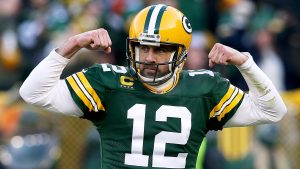 Aaron Rodgers Haircut 2021 Hairstyle Name