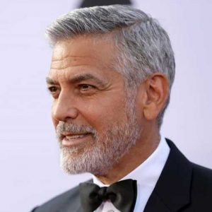 George Clooney Haircut 2021 Hairstyle