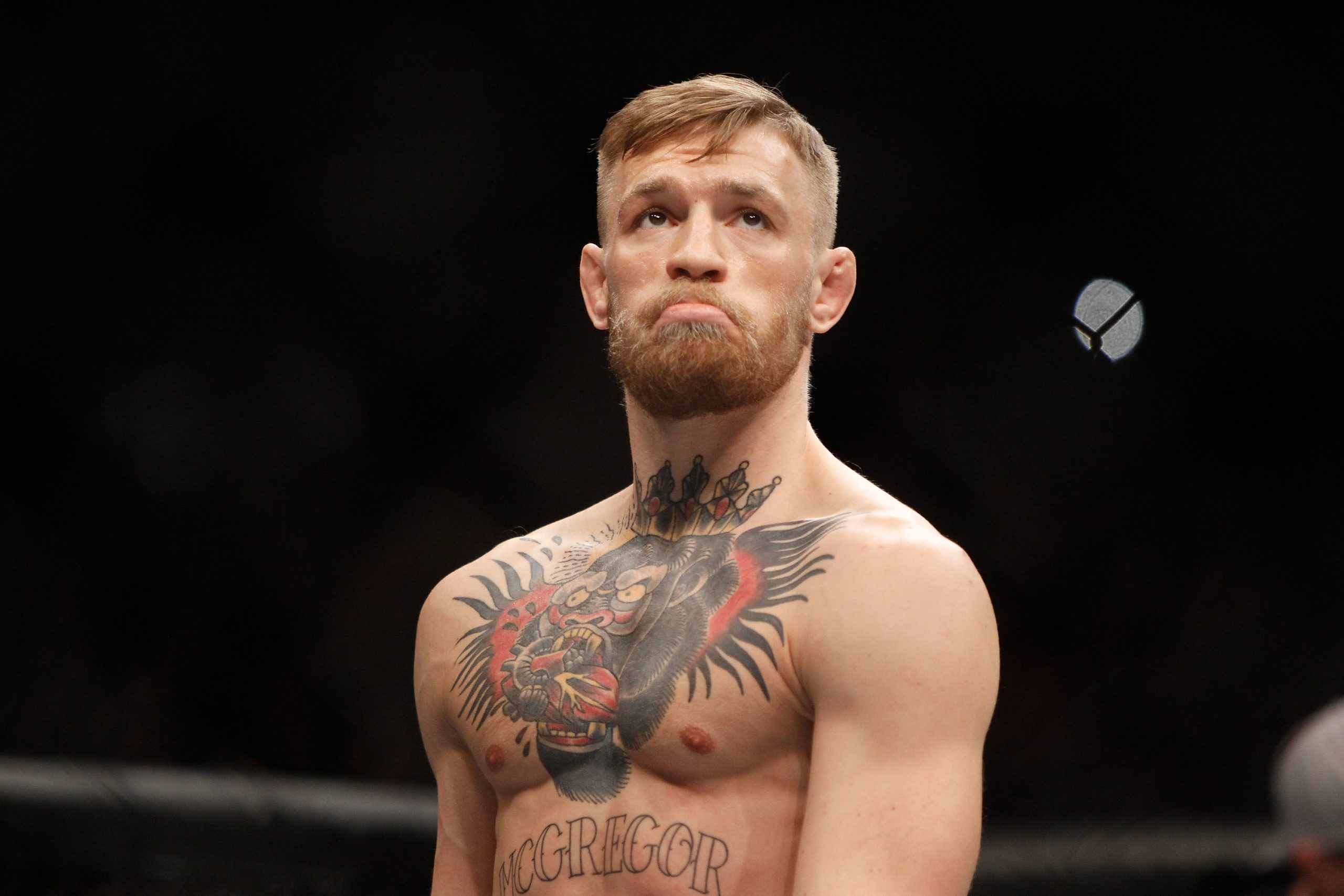 Conor Mcgregor Mohawk Hairstyle