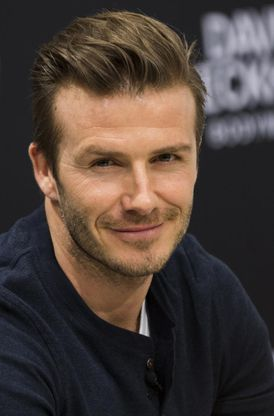 David Beckham Hairstyle 2021 Haircut Name
