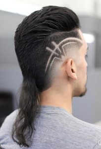 Rat Tail Haircut 2021 Hairstyle