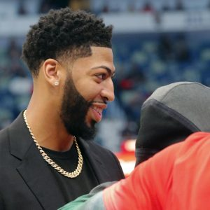 Anthony Davis Haircut 2021 New Hairstyle