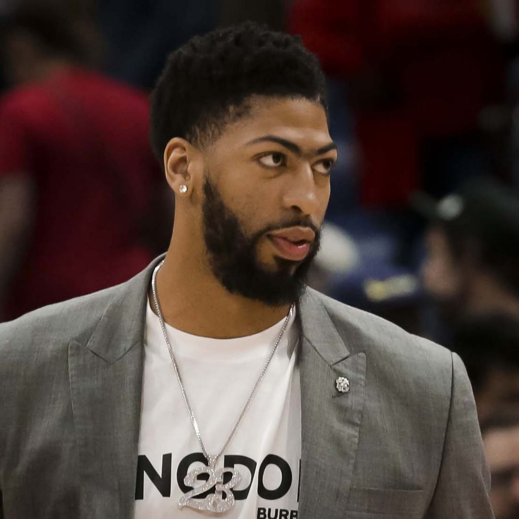drop fade haircut anthony davis haircut