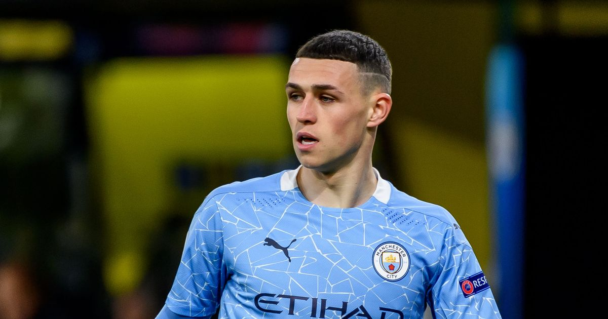 Phil Foden Haircut 2021 New Hairstyle Name