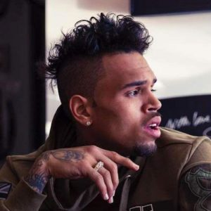 Chris Brown Haircut 2021 New Hairstyle Color